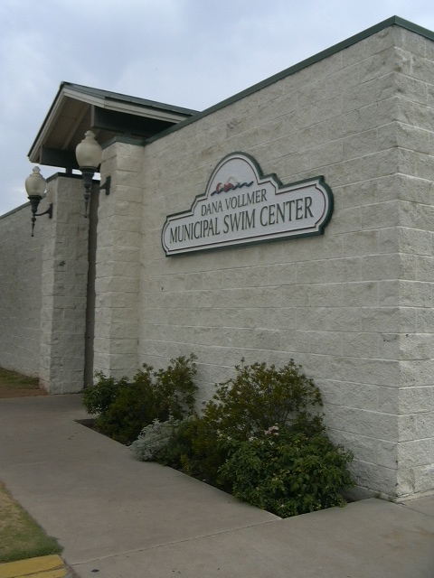 Dana Vollmer Municipal Swim Center
