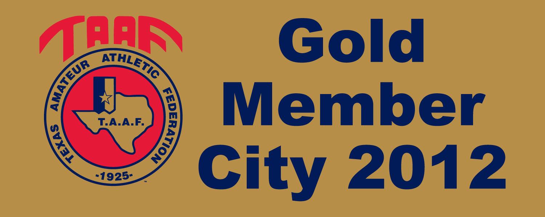 TAAF Gold Member City