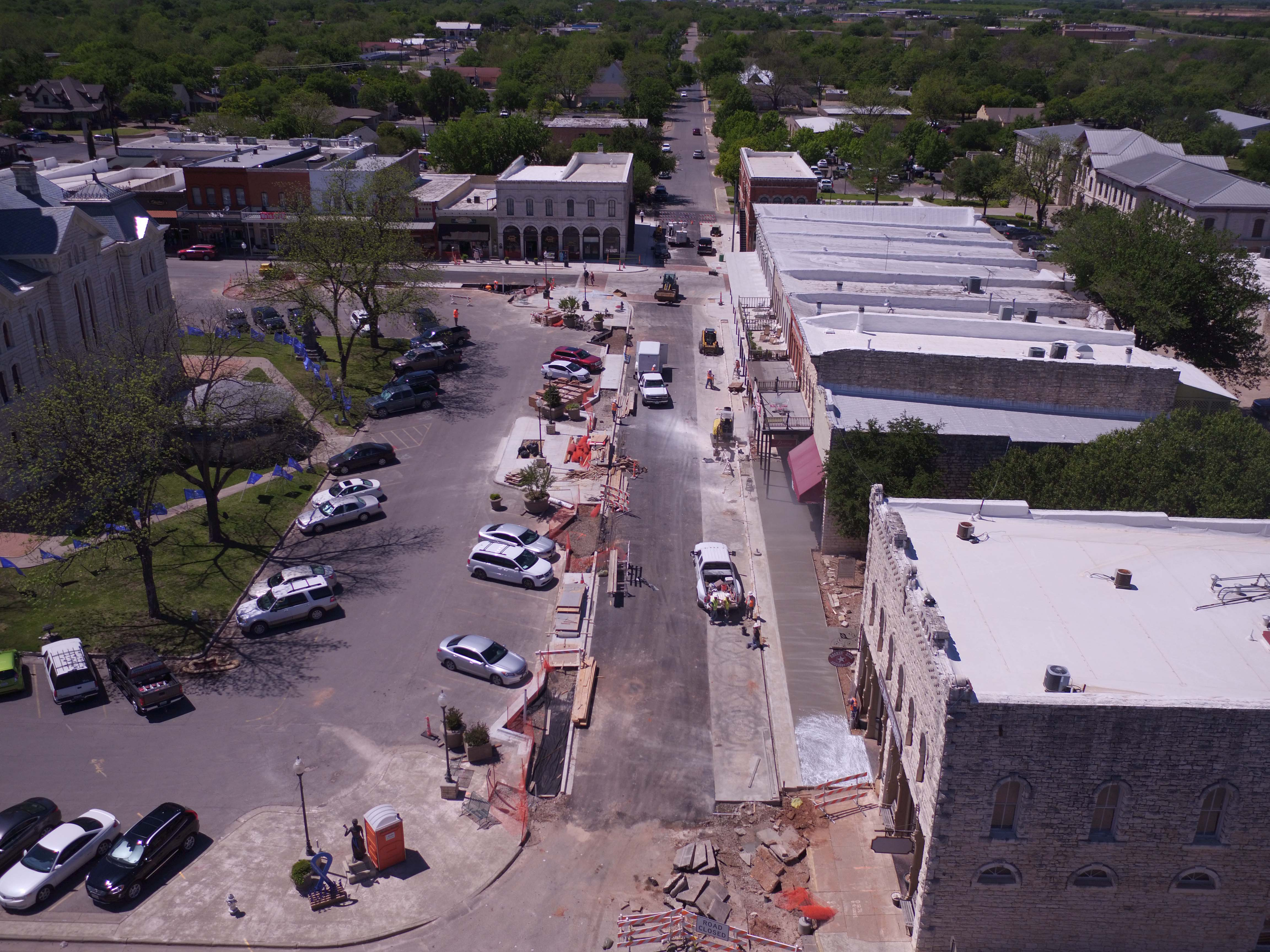 Streetscape Aerial Photo _ April 6 _ Phase 1 (1).JPG