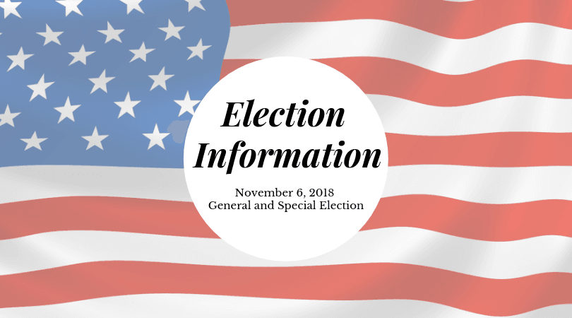 Election Information Spotlight