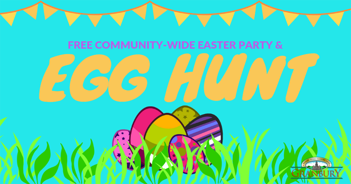 Egg Hunt FB 2019