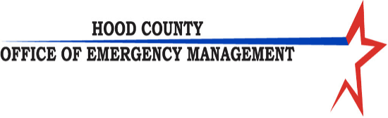 Hood County Emergency Mgmt Logo