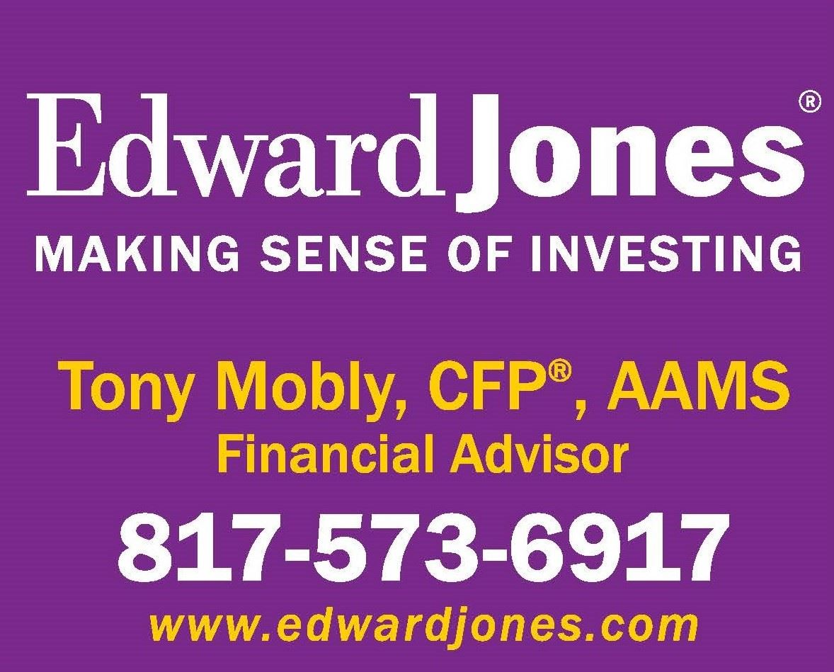 Edward Jones sponor